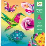 Djeco Origami Tropics - Origami- Trópusok