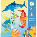 Djeco Sea creatures - Origami - Tengeri halak