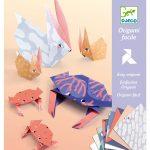 Djeco Origami - Állati család - Family