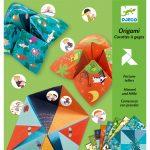 Djeco Origami - Sótartó - Origami bird game