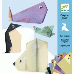 Djeco Origami - Sarkkör állatai - Polar animals