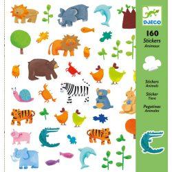 Djeco Matricák - Állatok - Animals