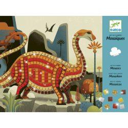 Djeco Mozaikkép készítés - Dínók -Dinosaurs