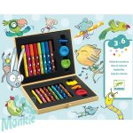 Djeco Box of colours for toddlers - Kicsik színes rajzkészlete