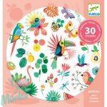 Djeco Paradise - 30 darabos matrica készlet