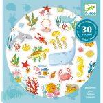 Djeco aqua dream - 30 darabos matrica készlet