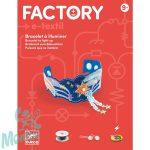 Djeco Bracelet - Nova - Csillagfény karkötő - Kreatív szett - E-textil műhely