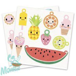 Djeco Magic plastic figura készítés - Finomságok - Sweet treats