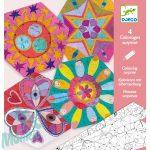 Djeco Constellation mandalas - Mandala színező