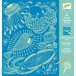 Djeco Sea life - Karckép - Tengeri világ