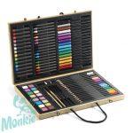 Djeco Nagy kreatív készlet - Big box of colours