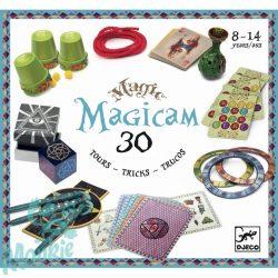 Djeco Bűvészkészlet - Magicam - 30 trükk