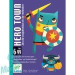 Djeco Kártyajáték - Hős város - Hero Town