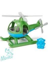 Green Toys Helikopter Zöld