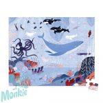 Puzzle 100 darabos Északi tenger 02673 Janod