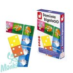 Dominos Rigolooo - domino játék  02737 Janod
