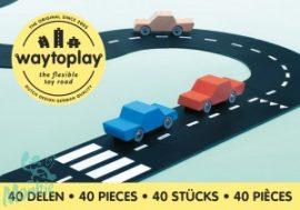 Waytopay rugalmas autópálya 40 db-os