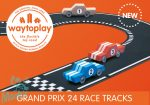 Waytoplay rugalmas autópálya 24 db-os (Grand Prix)