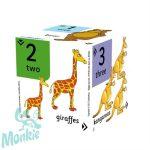 Zoobookoo varázs kocka - első számok