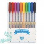 Tollak, filctoll,színes ceruza