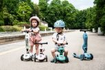 Scoot and Ride Highwaykick 1 kismotor és roller 2 in1