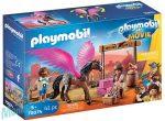 Playmobil  The movie Marla,szárnyas ló